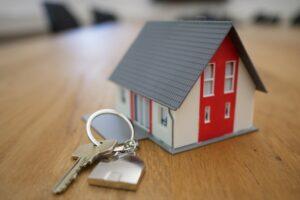 nøgle til hus